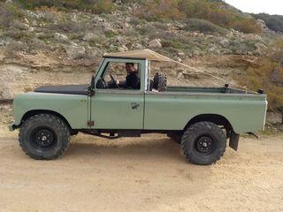 Land Rover 109 especial 1985