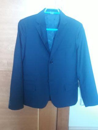 chaqueta y camisa niño comunion