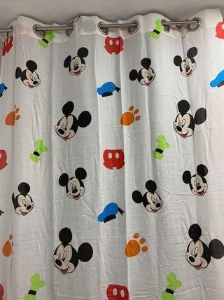 Cortina Mickey Mouse