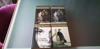 Lote 4 libros