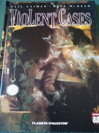 Tomo Violent cases (Casos violentos), Neil Gaiman