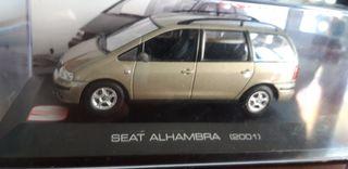 Maqueta miniatura coche colección, escala 1/43