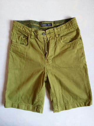 Bermudas PULL & BEAR denim.