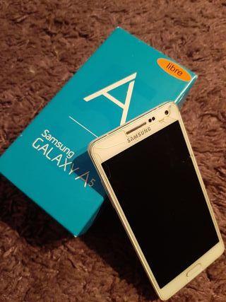 Movil Samsung A5 (2015)