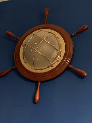 Lámpara marinera