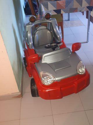 coche a bateria para niños apartir de 2 años
