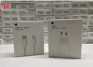 Carga rápida 18W Apple