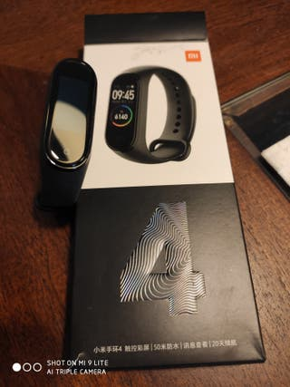 Smartwatch Xiaomi Band 4 negro