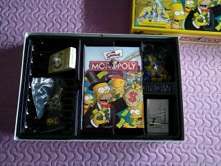 Monopoly The Simpsons