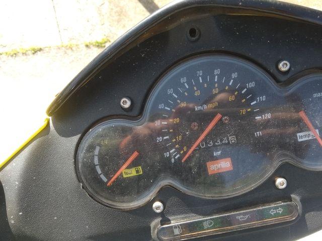aprilia sonic scooter ciclomotor 50