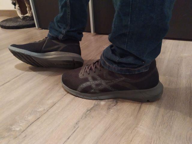Zapatillas Asics nitrofuze