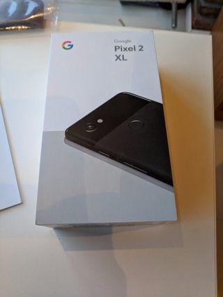 Google pixel 2 xl 64Gb libre