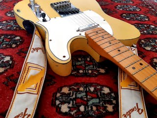 Fender Telecaster Relic 1992