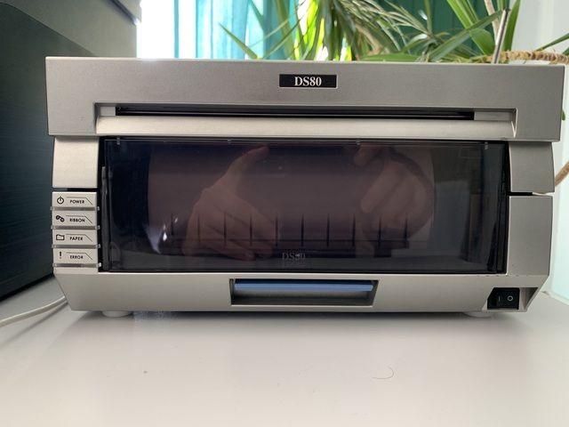 impresora de sublimación para revelado fotográfico