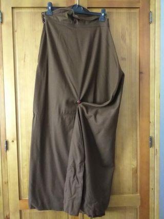 falda de amazona + americana
