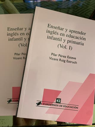 Enseñar y aprender inglés en infantil y primaria
