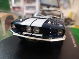 MAQUETA FORD MUSTANG SHELBY 1967