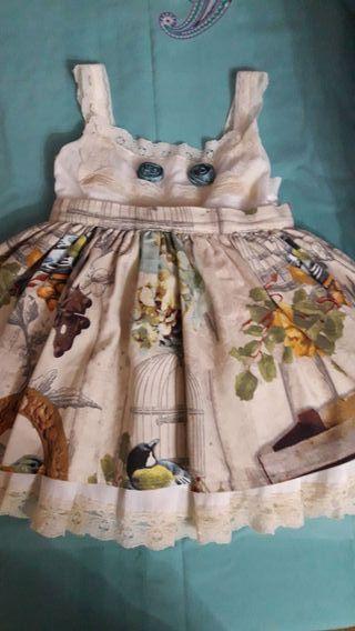 Vestido Talla 4