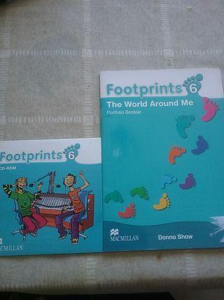 Footprints 6. material complementario cd rom