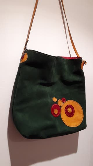 Bolso hecho a mano