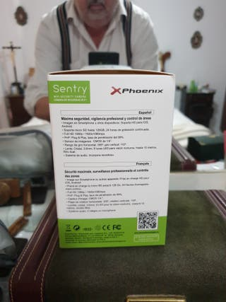 Cámara de seguridad wifi Phoenix