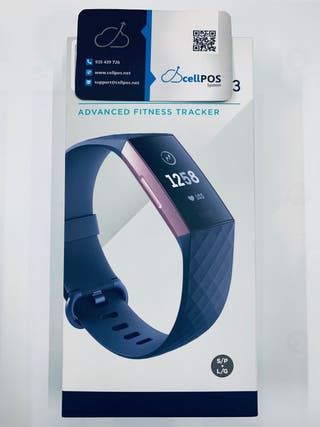 FitBit Charge 3 Watch Nuevo
