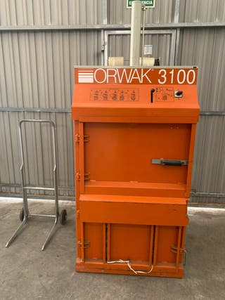 Prensa ORWAK 3100