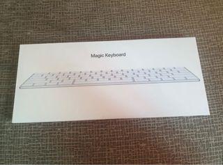 Nuevo Teclado Magic keyboard Apple con garantia