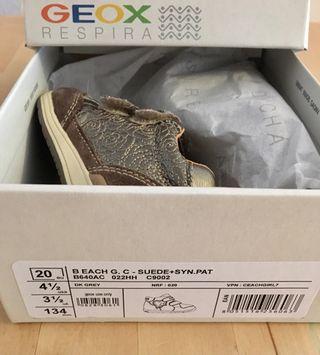 Zapatillas Geox talla 20