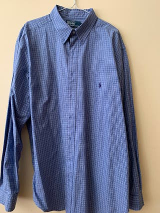 Camisa Ralph Lauren Talla Grande 1XB - Usada