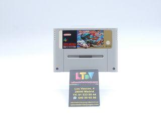 Street Fighter 2 Nintendo SNES