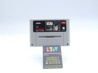 Super Star Wars Nintendo SNES