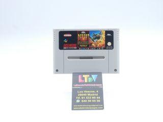 Desert Strike Nintendo SNES