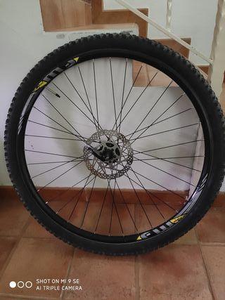 "rueda de 29"""