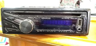 radio-cd kenwood