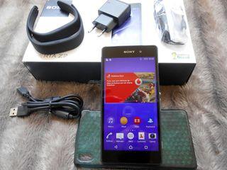 Sony Xperia Z2 + smartband Sony