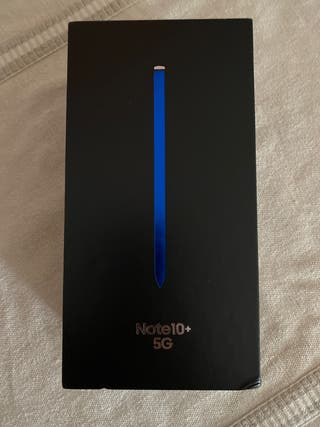Samsung galaxy note 10 plus 512GB 5G aura glow