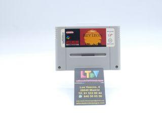 El rey león Nintendo SNES