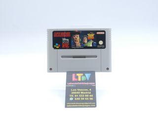 Toy Story Nintendo SNES