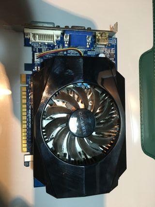 Tarjeta grafica GIGABYTE Geforce GT 630.
