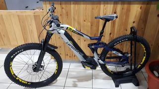 Bicicleta eléctrica Haibike