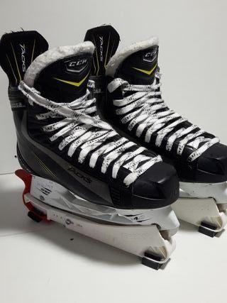 hockey patines hielo CCM