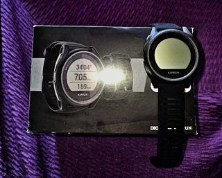 (Aún por estrenar) Reloj GPS pulsometro kiprun 550