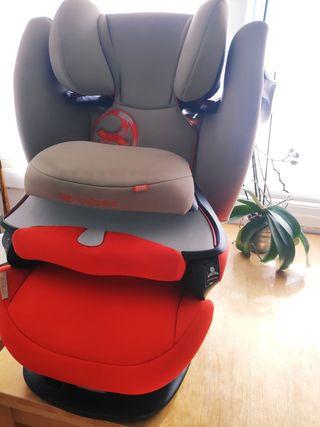 silla coche niños Pallas M-Fix