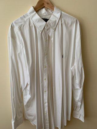Camisa Ralph Lauren Talla Grande 2XB - Usada