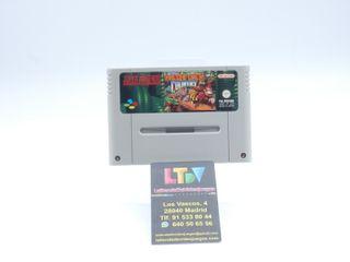 Donkey Kong Country Nintendo SNES