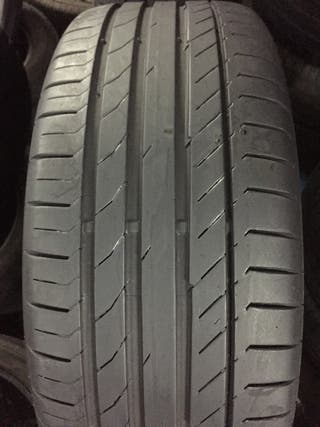2 neumáticos 235/45R19 Run Flat Continen
