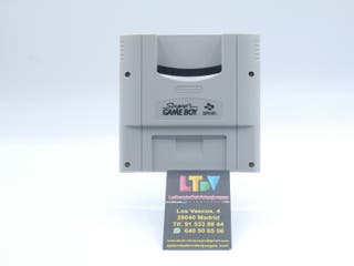 Adaptador Super Game Boy Nintendo SNES