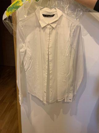 camisa de vestir mujer,talla l-xl