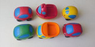 6 VROOM SMOBY CARS
